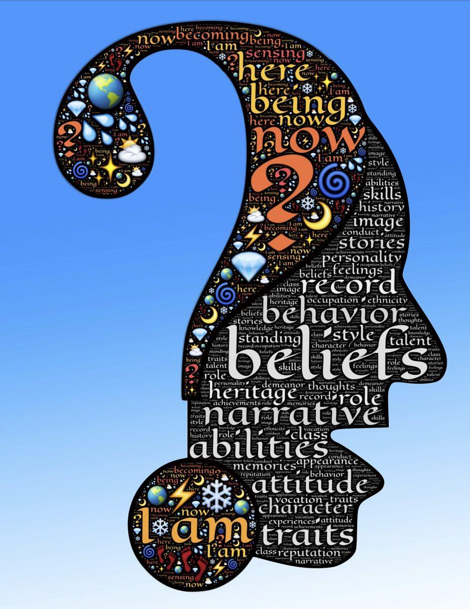 Qui suis-je ? identité spiritualité
