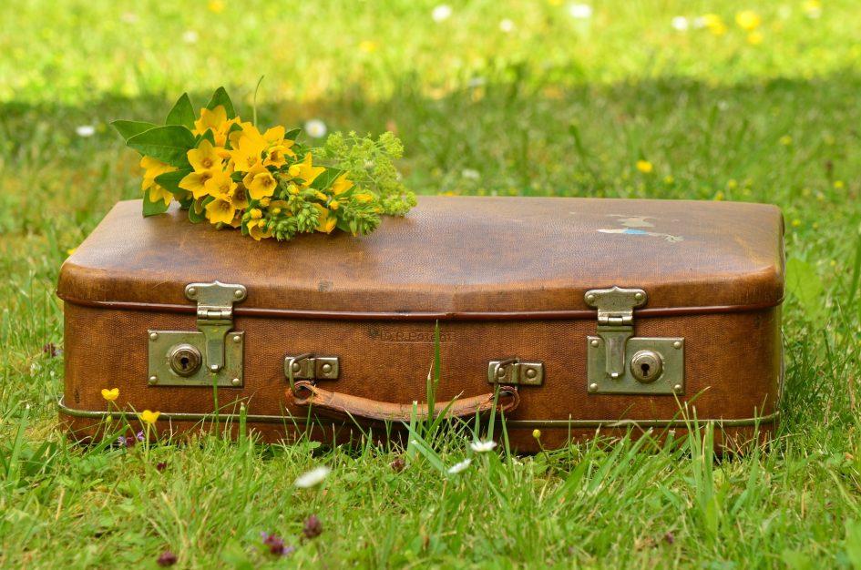 médiumnité destination bagage
