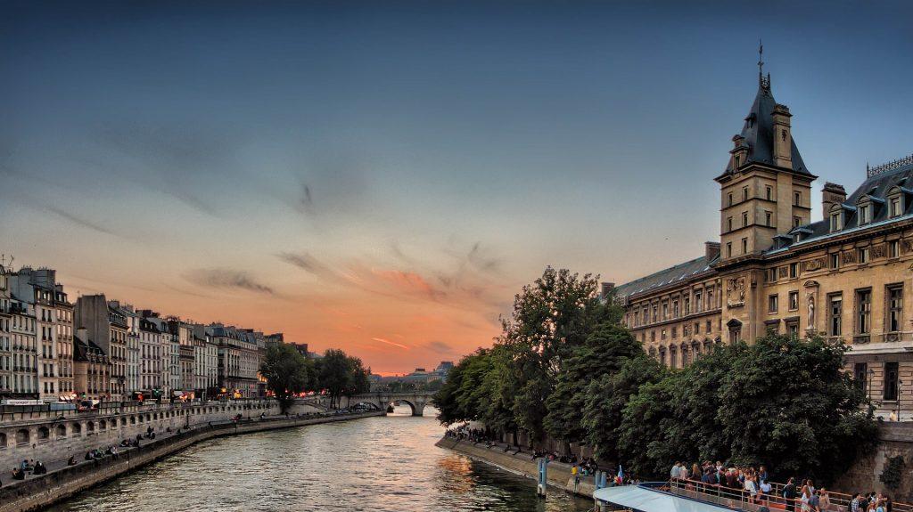 Paris spiritualité