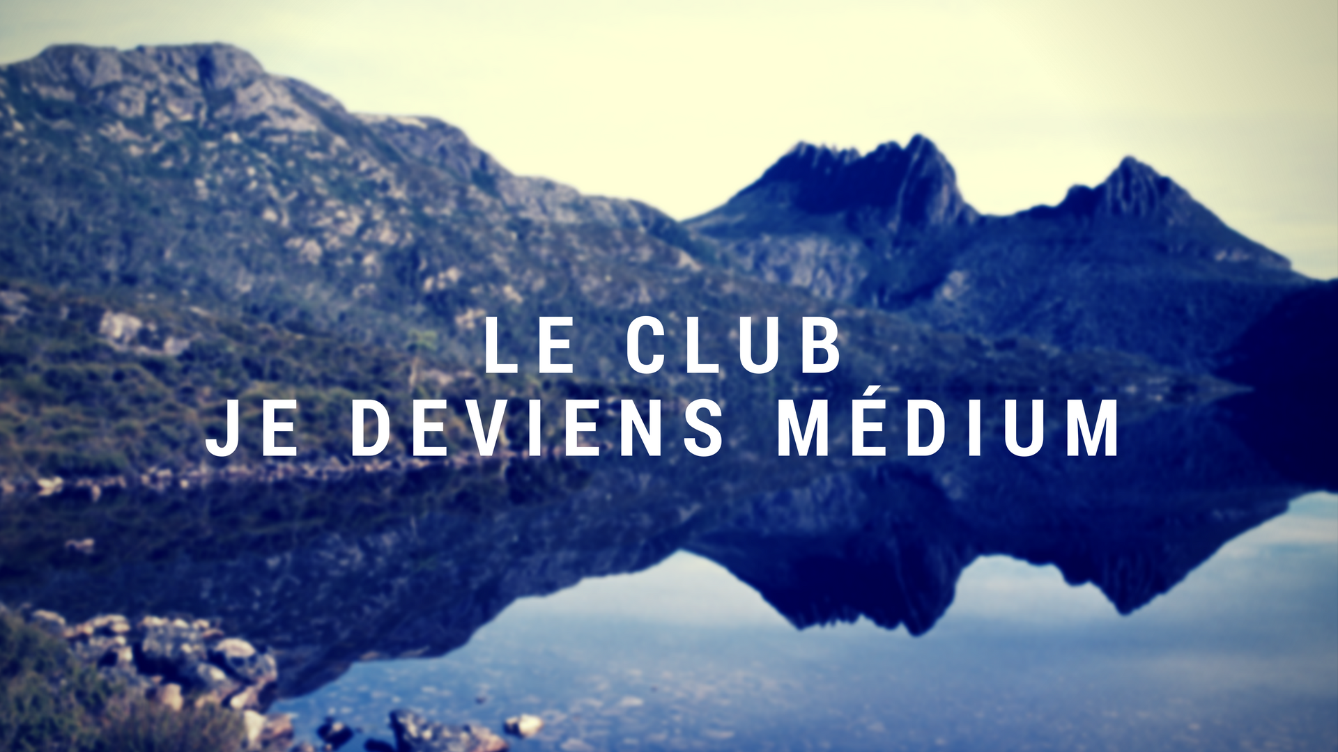 Le Club Je Deviens Médium