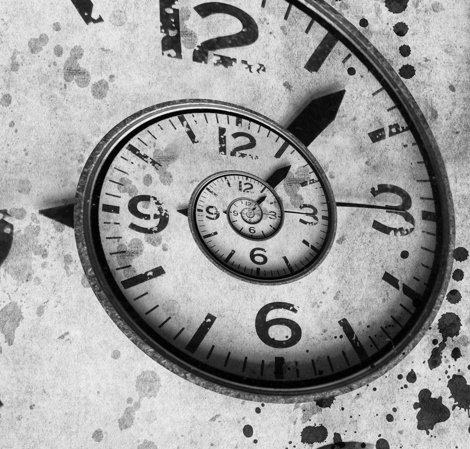 le temps, ou l'illusion du temps